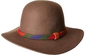 Woolrich Wool Felt Pinch Front Hat Baseball Caps