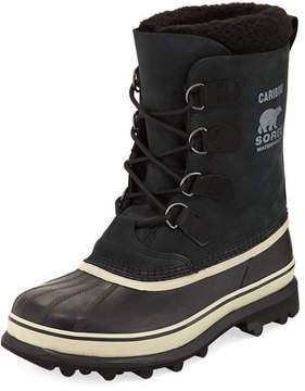 Sorel Cheyanne II Shearling-Lined Duck Boot