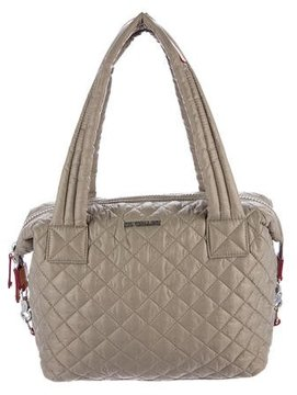 MZ Wallace Quilted Shoulder Bag