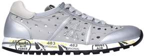 Premiata Lucy-d 2948 Silver Sneakers