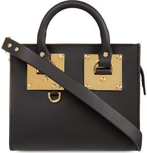 Sophie Hulme Mini box leather Albion tote