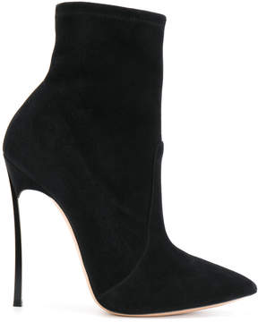 Casadei stiletto ankle boot