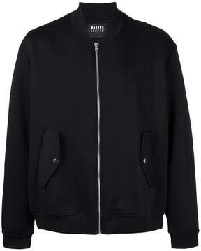 Markus Lupfer embroidered bomber jacket