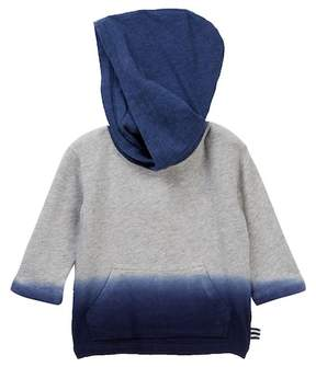 Splendid Dip Dye Hooded Top (Baby Boys)
