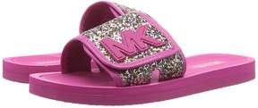 MICHAEL Michael Kors Kids Eli Glow Girl's Shoes