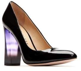 Katy Perry A.W. Patent Leather Point Toe Pumps