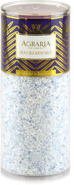 Agraria Lavender & Rosemary Bath Salt Tower, 16 oz./ 454 g