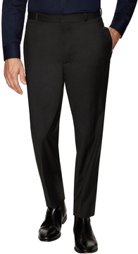 3.1 Phillip Lim Men's Tapered Strap Panel Flat Front Trousers