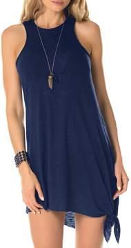 Becca by Rebecca Virtue Breezy Basic Keyhole Back Knit Dress Cover-Up