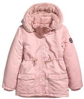 H&M Parka with Hood
