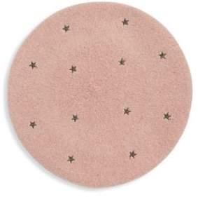 BCBGeneration Star Wool Beret