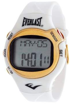 Everlast Heart Rate Monitor Watch - White