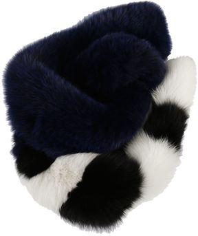 Off-White Off White Fox Scarf