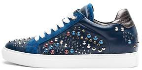 Zadig & Voltaire Women's Jungle Clous Leather Sneakers
