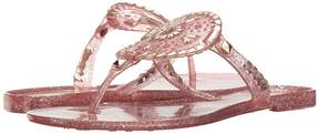 Jack Rogers Sparkle Georgica Jelly Women's Sandals