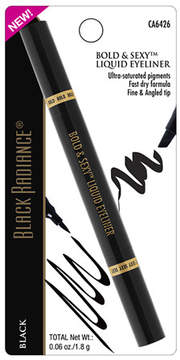 Black Radiance Bold Sexy Liquid Eye Liner Black CA6426