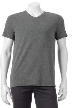Apt. 9 Men's Premier Flex Modern-Fit Feeder-Striped Stretch V-Neck Lounge Tee