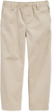 Nautica School Uniform Pull-On Pants, Little Boy (4-7)