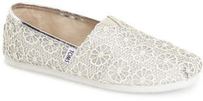 Toms Alpargata - Youth Slip-On (Toddler, Little Kid & Big Kid)