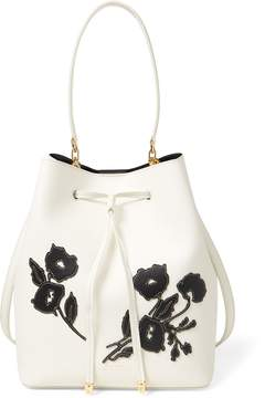 Ralph Lauren Floral Debby Drawstring Bag