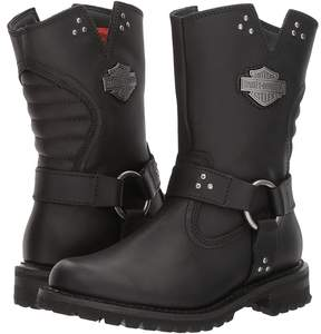 Harley-Davidson Barford Women's Pull-on Boots