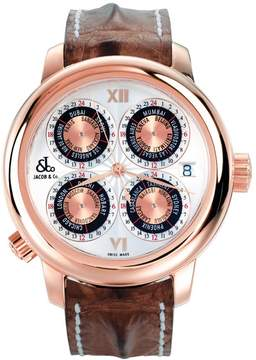 Jacob & co GMT World Time Automatic GMT11RG
