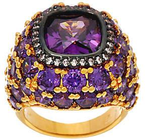 Elizabeth Taylor The 12 ct Simulated Amethyst Ring