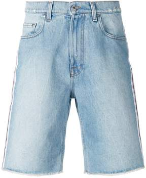 MSGM denim shorts