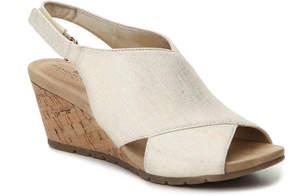 Bandolino Women's Gennesse Wedge Sandal