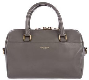 Saint Laurent Baby Duffel Bag - GREY - STYLE