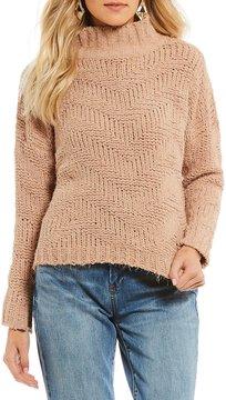 Chelsea & Violet Chevron Sweater