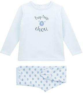 Absorba Two-Piece Bear Pyjama Set