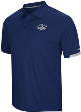 Colosseum Men's Nevada Wolf Pack Wedge Polo