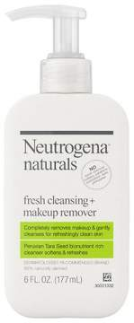 Neutrogena® Naturals Fresh Cleansing And Makeup Remover - 6 fl oz