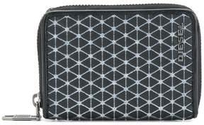 Diesel small zip around wallet