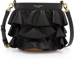 Henri Bendel Lolita Ruffle Bucket Bag