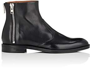 Givenchy Men's Triple-Zip Leather Boots