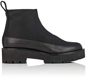 3.1 Phillip Lim Women's Avril Leather & Satin Ankle Boots