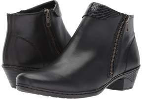 Rieker 76961 Women's Zip Boots