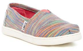 Toms Alpargata Space Dye Slip-On (Little Kid & Big Kid)