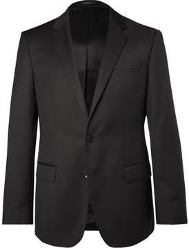 HUGO BOSS Black Hayes Slim-Fit Super 120s Virgin Wool Suit Jacket