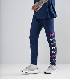 Ellesse Joggers With Large Logo