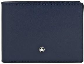 Montblanc Meisterstuck 6CC Wallet- Navy