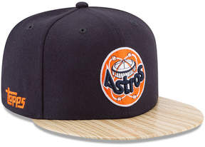 New Era Houston Astros X Topps 1987 9FIFTY Snapback Cap