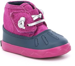 Sperry Girls Icestorm Crib Shoes