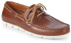 Vince Camuto Men's Don Leather Boat Shoes
