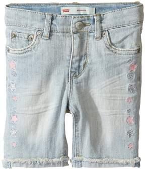 Levi's Sideseam Bermuda Shorts (Toddler)
