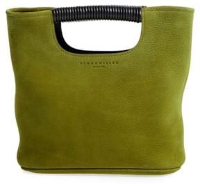 Simon Miller Mini Birch Nubuck Tote - Green