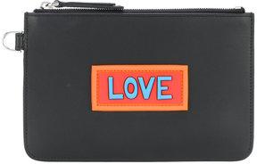 Fendi Love mini clutch bag