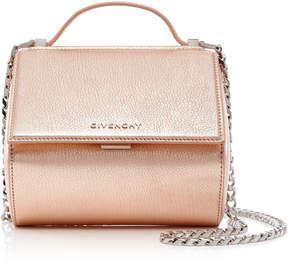 Givenchy Mini Pandora Box Leather Shoulder Bag